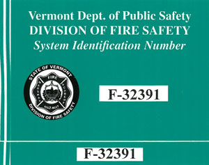 fire inspection sticker 2016