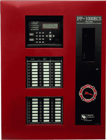 IFP-1000ECS Addressable Voice Control Fire Panel