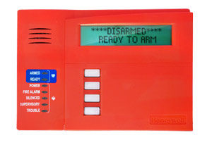 Honeywell 6160-CR Keypad