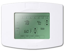 ZWSTAT Z-Wave thermostat
