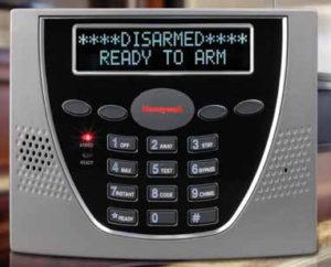 Honeywell 6460 Designer Keypads
