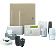 VISTA 128BPT – Commercial Burglary Partitioned Security System with Scheduling