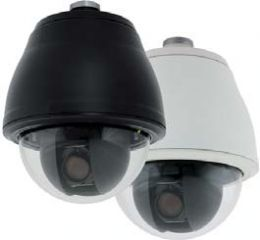 ACUIX™ IP PTZ Dome EQUIP® Series Digital High Speed Network Dome System