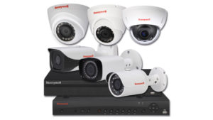 Performance Series HQA DVRs & security cameras