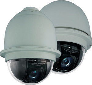 HDZ SERIES – 1080p HD IP PTZ DOMES