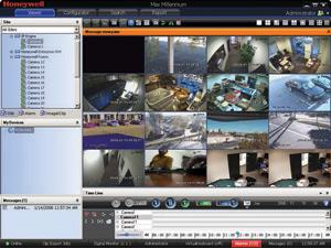 Honeywell MaxPro VMS 4x4
