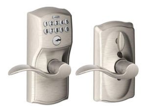 Schlage FE595 Keypad Entry with Flex-Lock Feature