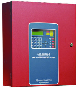 Honeywell Fire•Lite MS-9600LS(E)/MS-9600UDLS(E) Intelligent Addressable FACP with Optional 2nd Loop