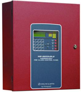 Honeywell Fire•Lite MS-9200UDLS(E) Rev 3 Intelligent Addressable FACP with Built-In Communicator