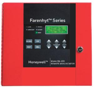 Honeywell Fahrenheit RA-100 Remote Annunciator