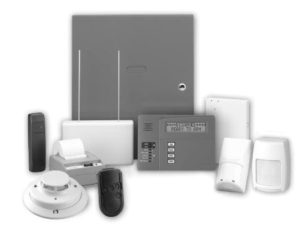 Honeywell VISTA® COMMERCIAL PARTITIONED FIRE AND BURGLARY ALARM CONTROL PANEL-128FBPT